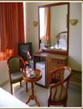 Livingstone Hotel: Room Amenities