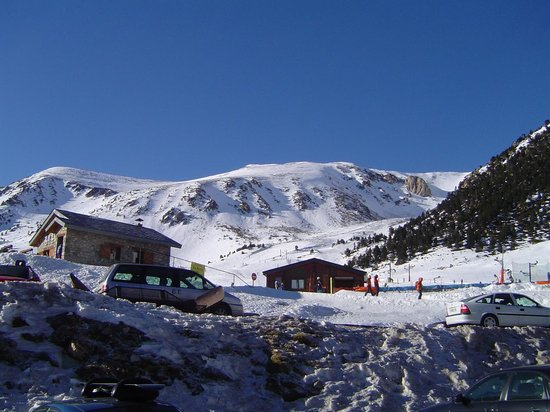Catalonia, Spain: Vallter 2000 in Setcases
