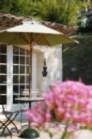 Le Mas de Clairefontaine: toutes les chambres avec terrasse