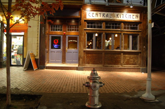 Central Kitchen, Cambridge - Menu, Prices & Restaurant Reviews