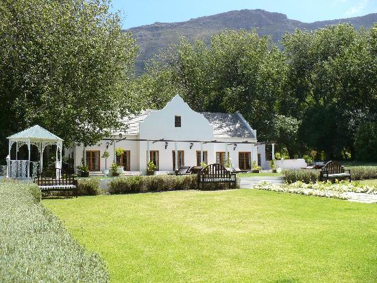Riverside Boutique Hotel: Conference and wedding venue