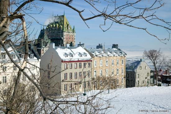 Château Frontenac -  Québec, Québec, Canada