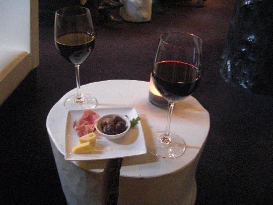 Librije's Hotel: En attendant la chambre... au bar