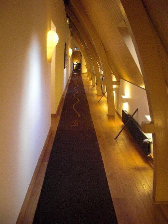 Librije's Hotel: Accès aux chambres
