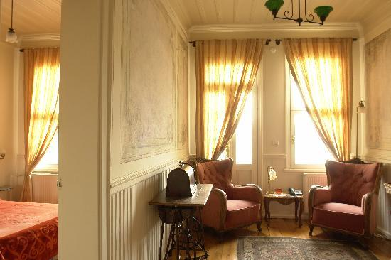 Hotel Daphnis: .