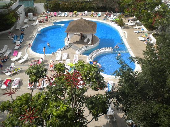 Pool Picture Of Apartamentos Aguamar Los Cristianos
