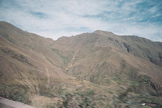 Cuesta del Obispo-Desde Salta- Cachi-.