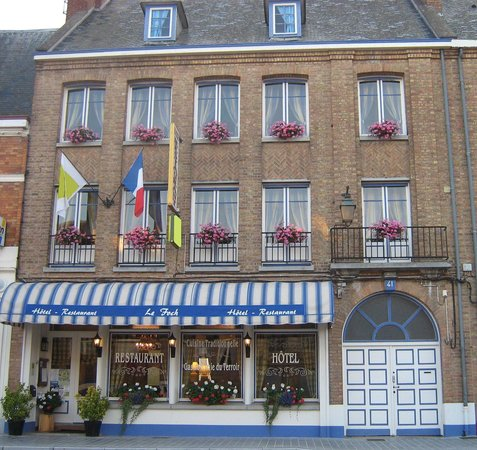 HOTEL LE FOCH A CASSEL- FRANCE