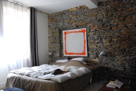 La Maison Pujol: Une chambre