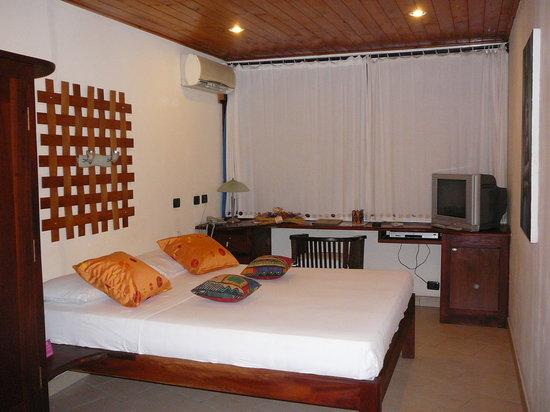 Hotel de charme Hyppocampo: Our bedroom