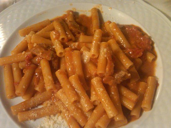 Le Mani in Pasta: Unbelievably good Amatriciana