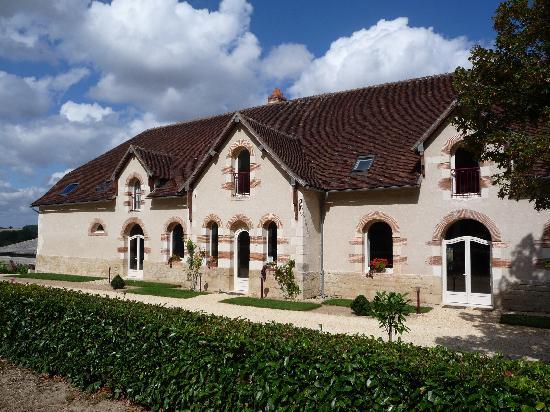 Domaine de la maison neuve b b saint jean saint germain for Photo maison neuve