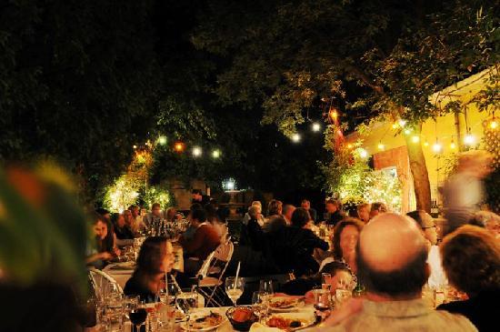 Vidalia Restaurant: Our Party