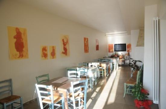 Osteria Fosca Umbra : sala osteria