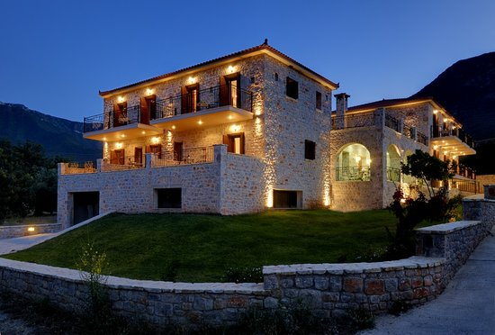 Poulithra, Greece: Byzantinon Hotel