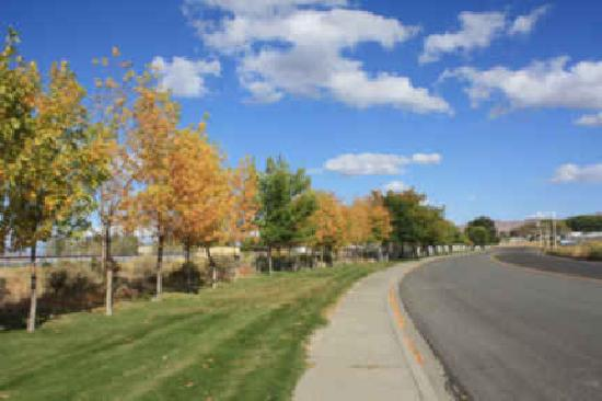 Winnemucca in the fall