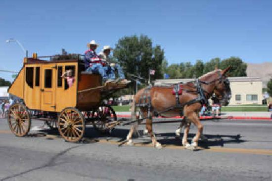 Winnemucca, NV: Labor Day Parade