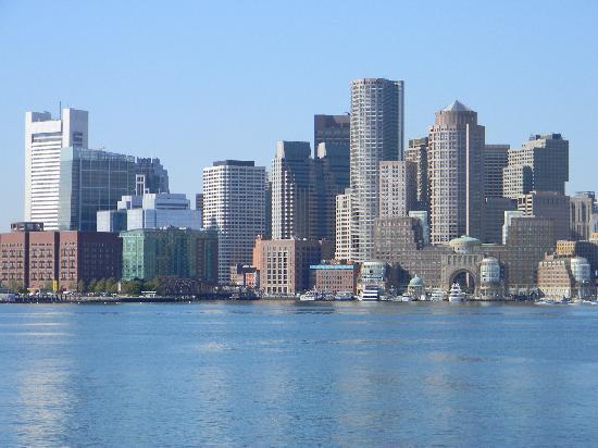 Boston, MA: Beautiful skyline