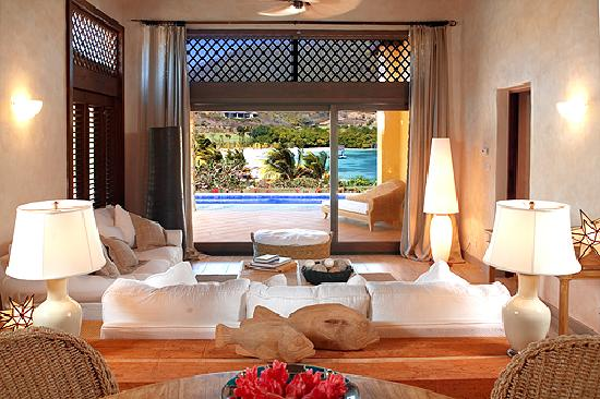 Кануан: Canouan Resort Ocean View Pool Suite