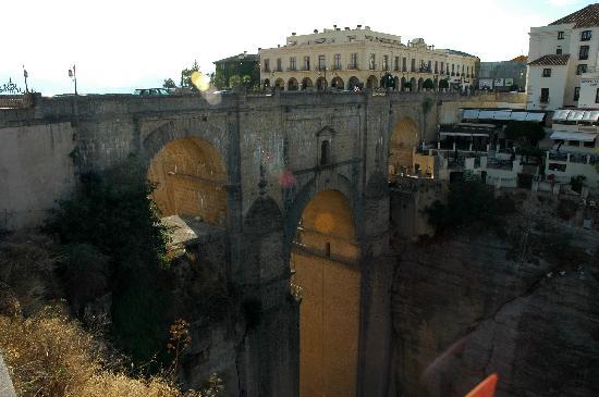 Ronda, Hiszpania: ponte nova