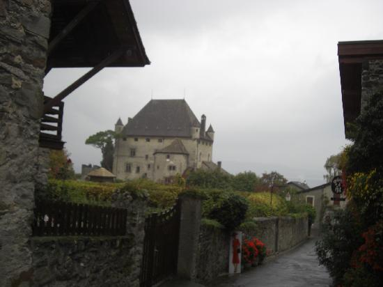 Yvoire, Francja: The Chateau (Closed)