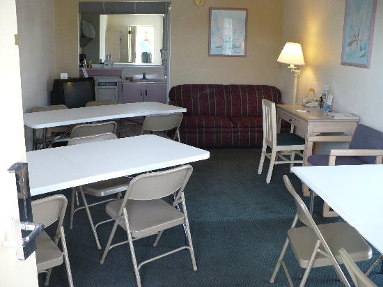 Rodeway Inn: Meeting Room