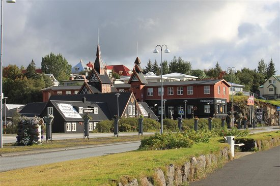 Fjorugardurinn, the Viking Restaurant