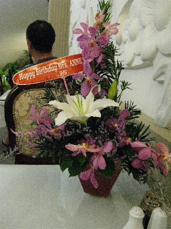 Spring Hotel: Birthday surprise
