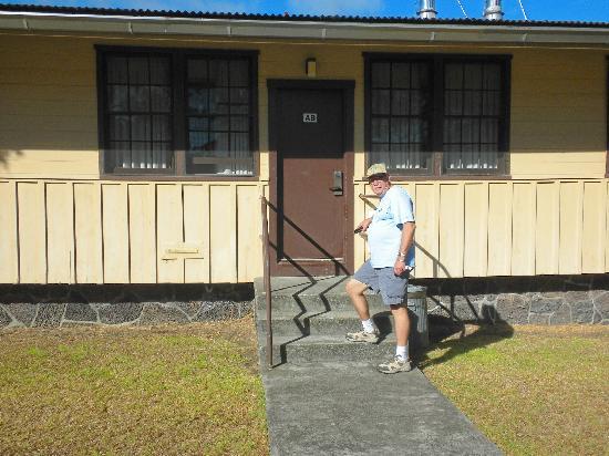 Kilauea Volcano Military Camp: Apartment/Cottage