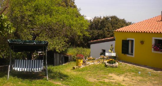 B&B La Tasgia: il giardino