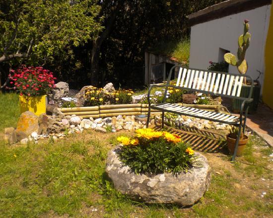 B&B La Tasgia: il giardino 2