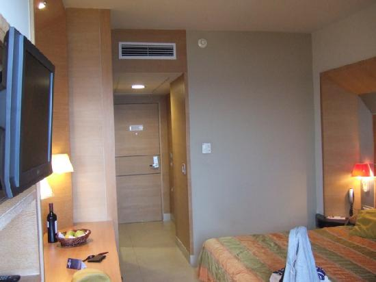 Esperos Palace Resort: unser frisch renoviertes Zimmer im Haupthaus