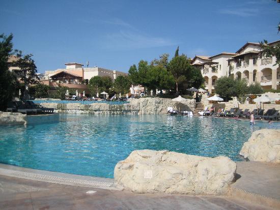 Zias Beach Club Picture Of Aphrodite Hills Golf Spa Resort Residences Kouklia Tripadvisor