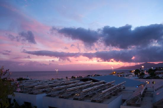 Relaxia Lanzaplaya Apartments: Vista desde la habitación