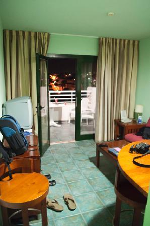 Relaxia Lanzaplaya Apartments: El Salón