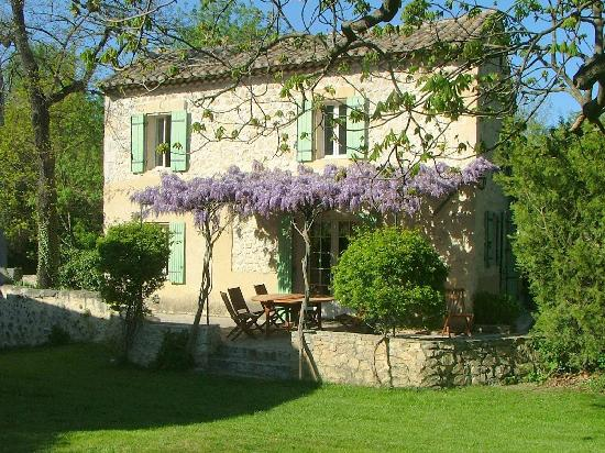 Moulin de la Roque: La Maison du Meunier, 2 bedroom cottage, ancient home to the miller