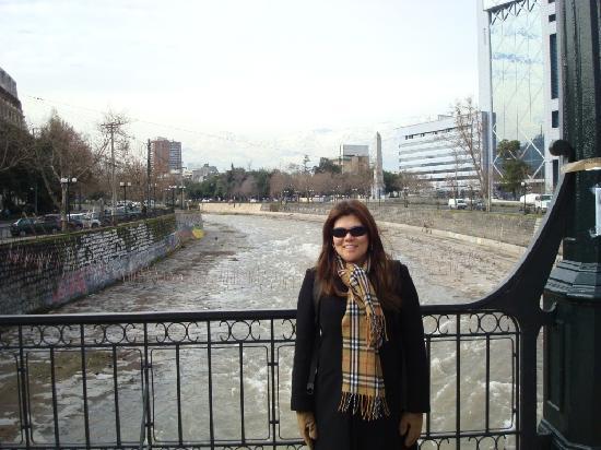 Windsor Palace: Rio Mapoche/ Bairro Universitário