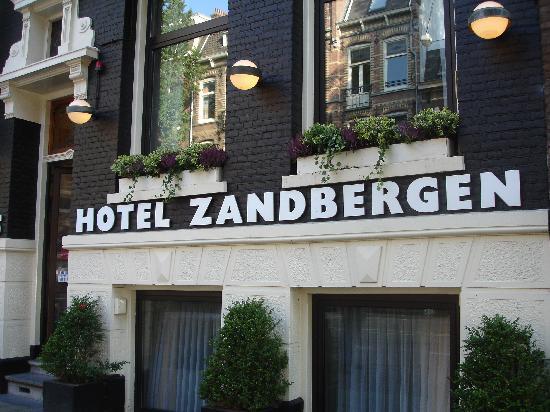 Hotel The Neighbour's Magnolia: Hotel Zandbergen
