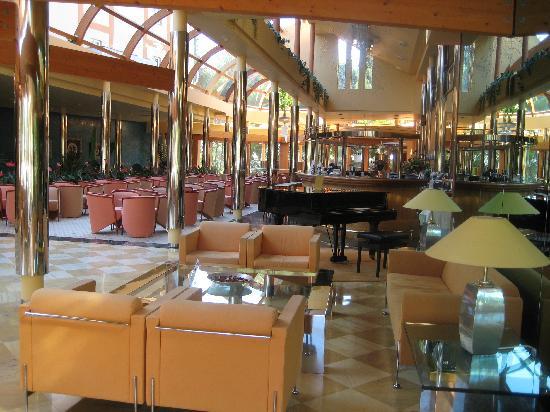 Palmira Paradis Hotel: Lobby