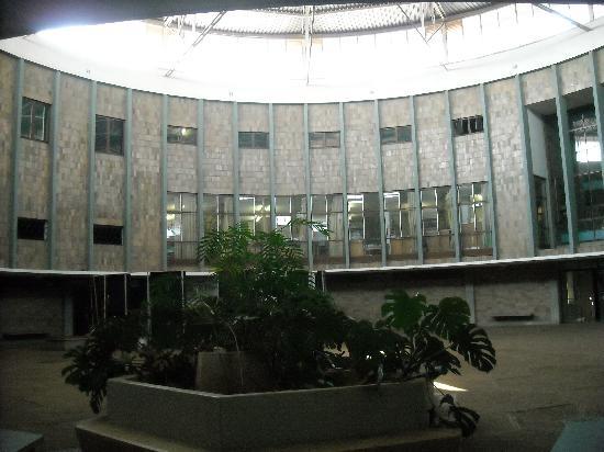 Bulawayo, Zimbabwe: Natural History Museum atrium