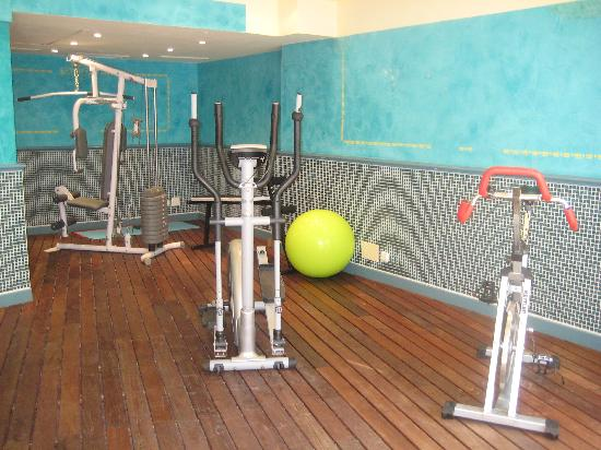 Palmira Paradis Hotel: Gym