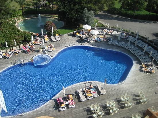 Palmira Paradis Hotel: Outdoor pool