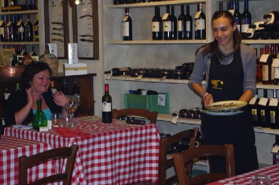 Osteria Antica Sosta : Great Service