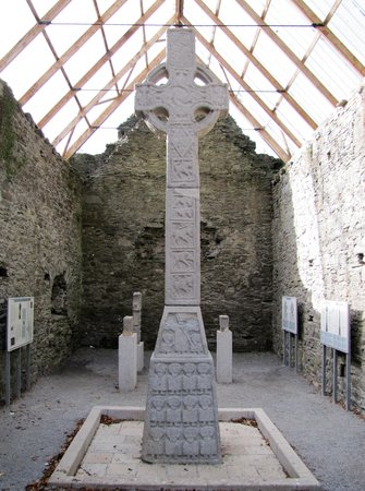 County Kildare, Ireland: The Main Event: Moone High Cross