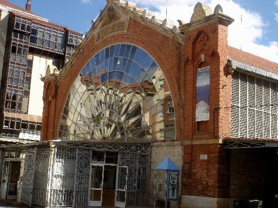 Mercado de Abastos, Zamora, Spain