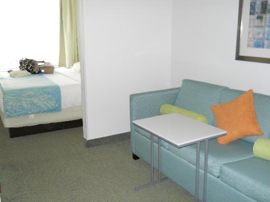 SpringHill Suites Louisville Hurstbourne/North: Room entrance