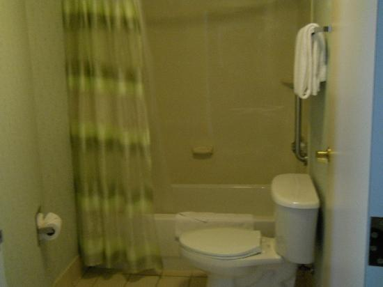 SpringHill Suites Louisville Hurstbourne/North: Bathroom was a little small but clean