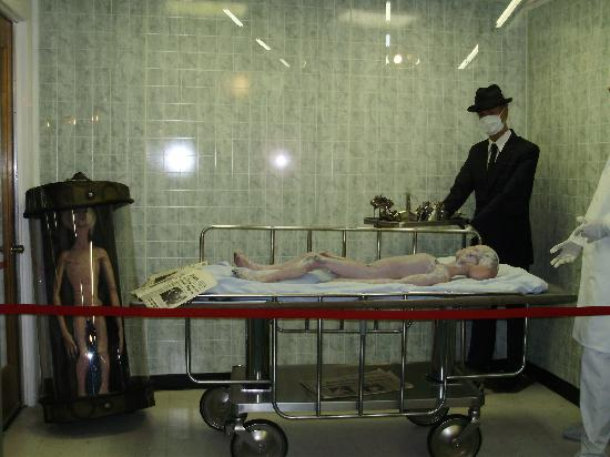 La Quinta Inn & Suites Roswell: UFO museum