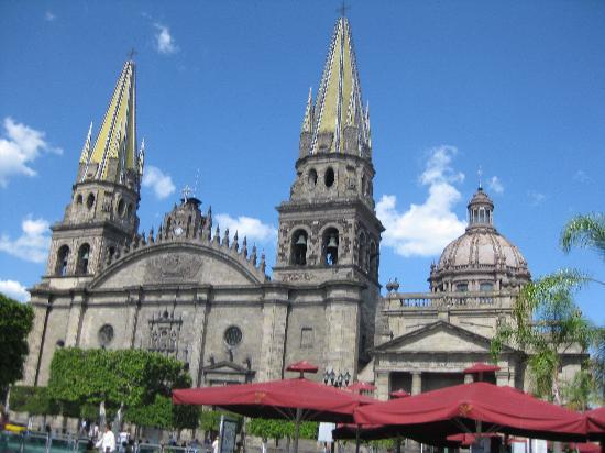 Guadalajara Metropolitan Area, México: Catedral de Guadalajara