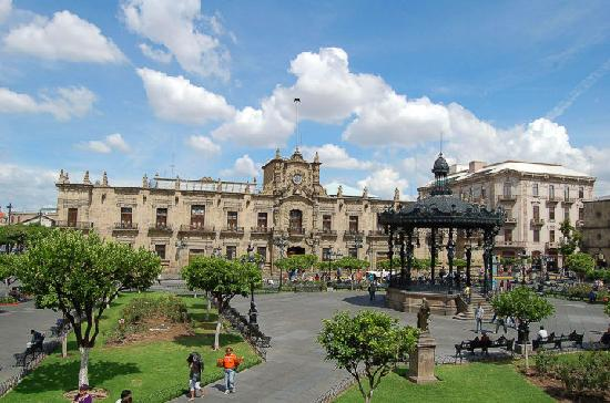 Guadalajara Metropolitan Area, México: Plaza de Armas, Guadalajara, Méx